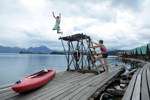 Khao Sok Lake Day tour