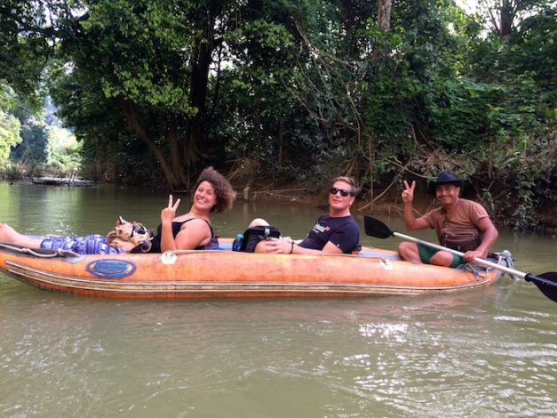 Wonderful Khao Sok Canoe Adventure