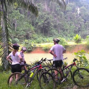 Khao Sok Cycling Adventure