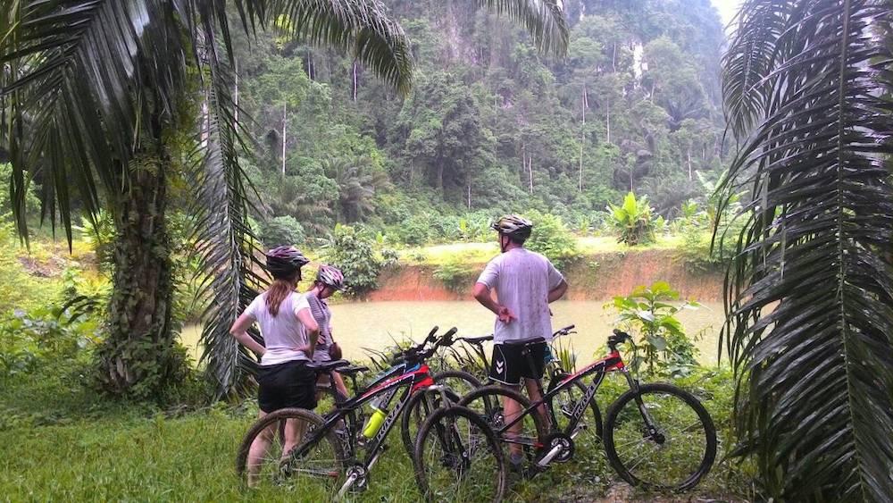 Khao Sok Cycling Adventure
