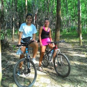 Khao Sok Cycling