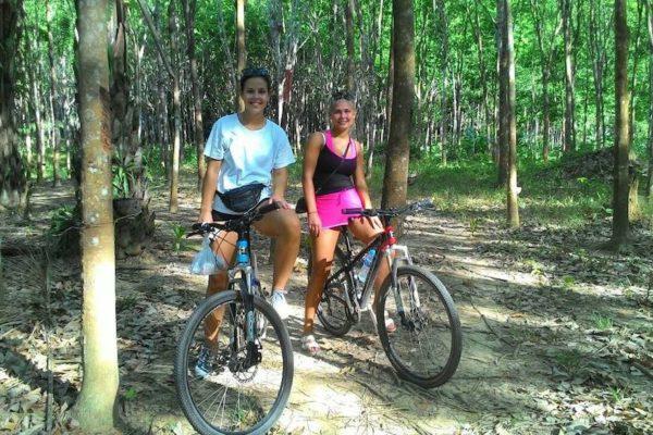 Khao Sok Cycling