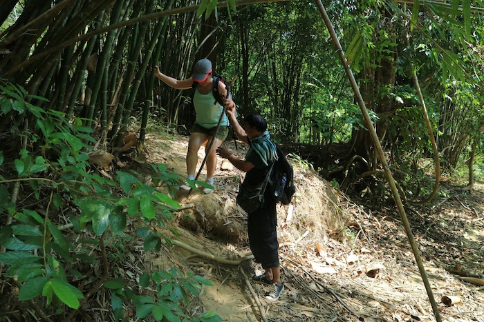 Khao Sok Hike