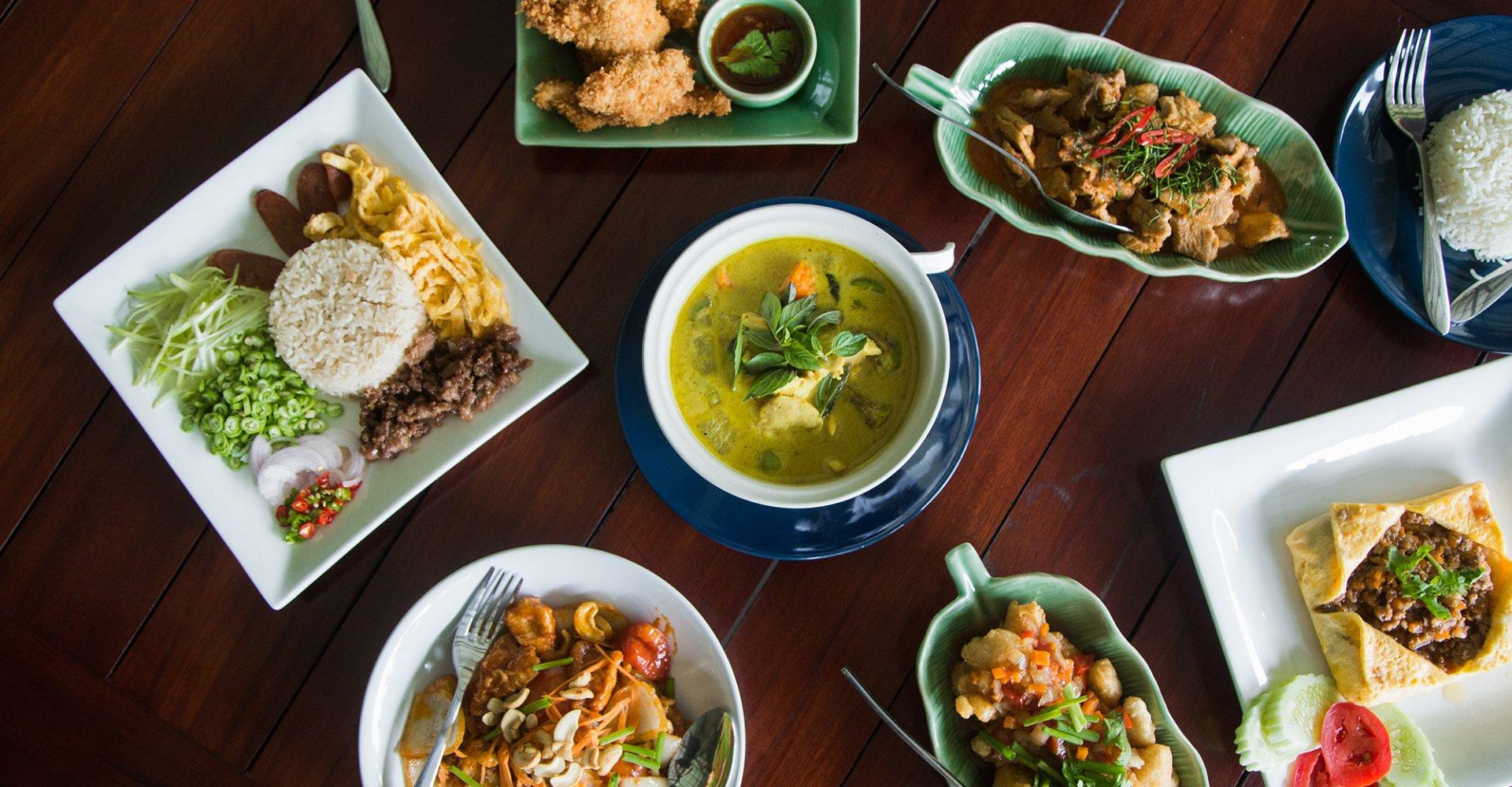 Anurak Lodge Hornbill Restaurant