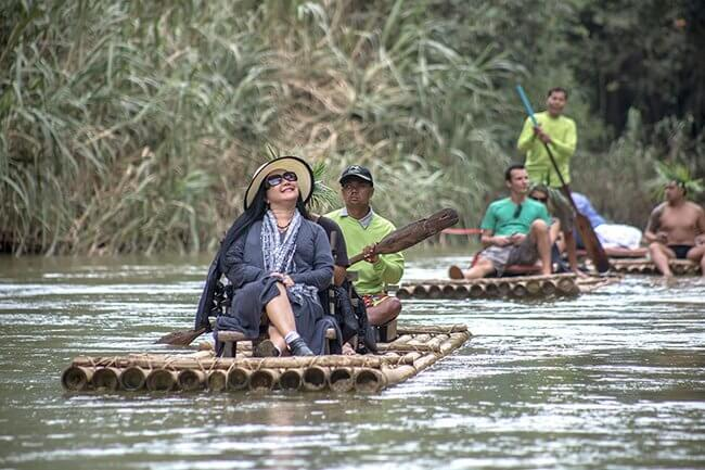 Bamboo-Rafting-at-Anurak-Lodge-1