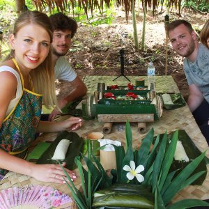 Local Cooking Experience at Anurak Lodge