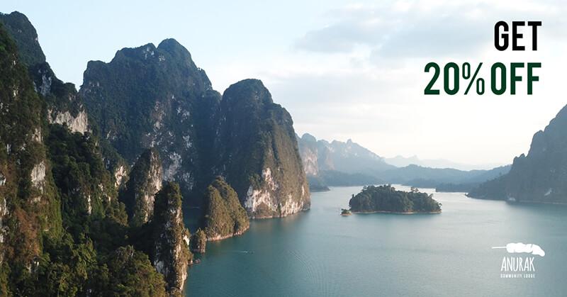 Anurak Lodge | Adventure is calling| Promotion