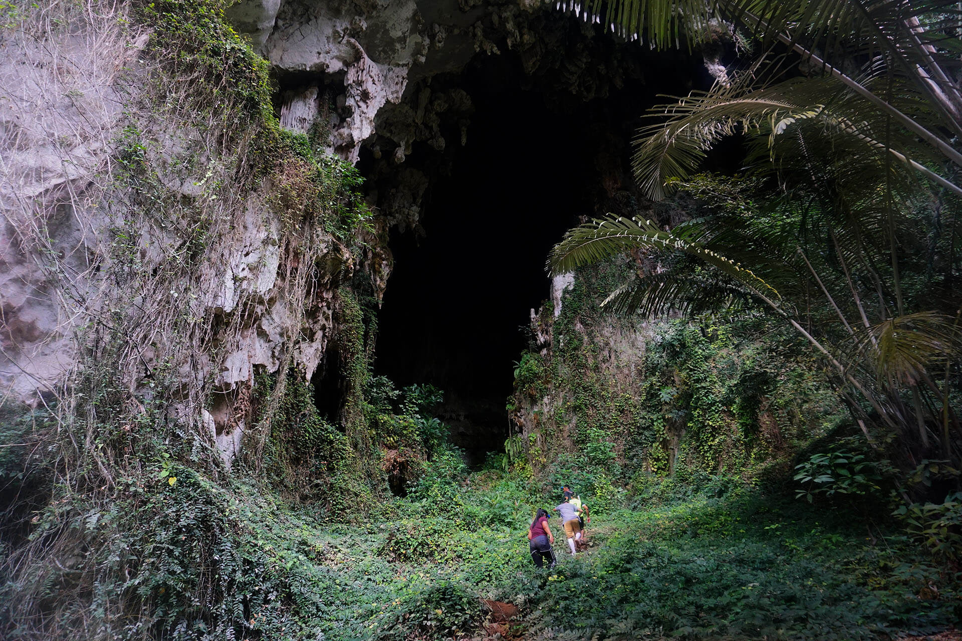 Crystal Cave Hike