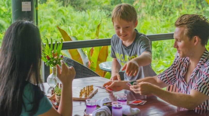 Anurak Lodge Activities
