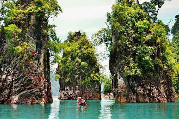 Khao Sok Jungle & Lake Package