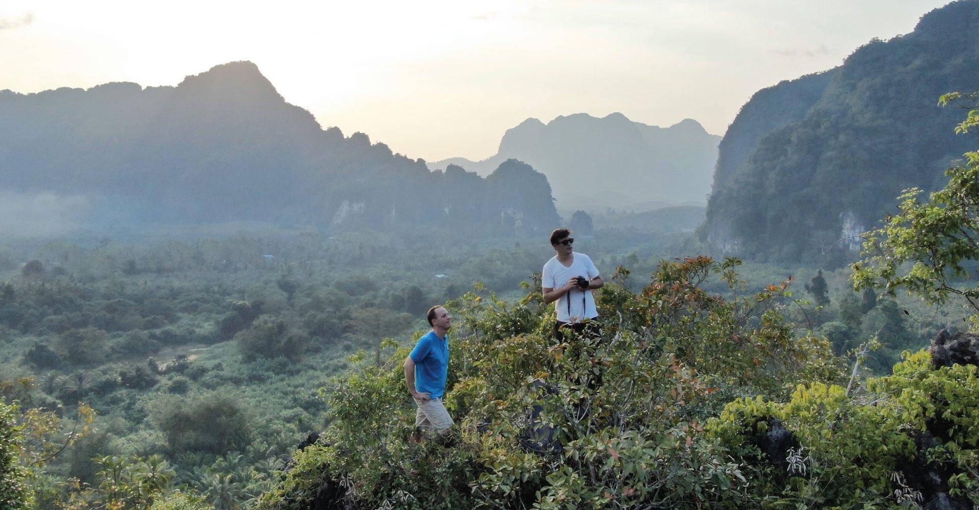 Khao Sok Hikes