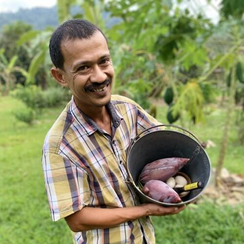 Organic Cooking Farm