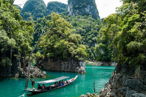 Khao Sok Jungle & Lake package 1200