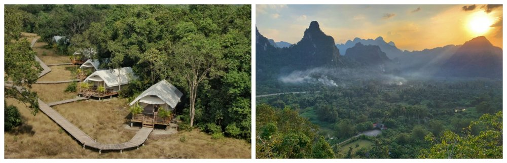 Cardamom Tented Camp and Anurak Community Lodge Join the 'Earth Collection'