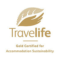 Travelife gold Certified